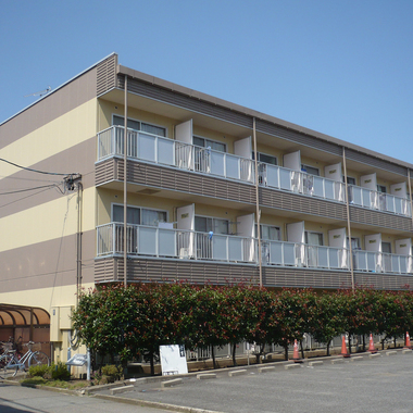 塩尻市✕アパート屋根外壁塗装✕丁寧な仕上がりの工事の施工後写真(0枚目)