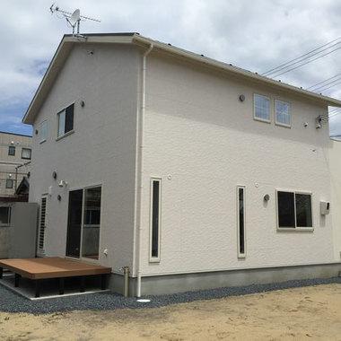 田辺市  プロヴァンス風の注文住宅の施工後写真(0枚目)