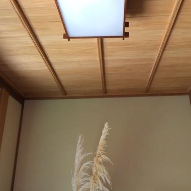 朝倉市✕天井張替え工事他✕綺麗な仕上がりの工事の施工後写真(0枚目)
