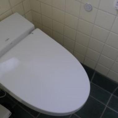 洋式トイレに変更