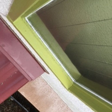 川越市 外壁窓枠雨漏り補修工事の施工後写真(1枚目)