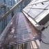 屋根葺き替え完了後 雨どい交換部分