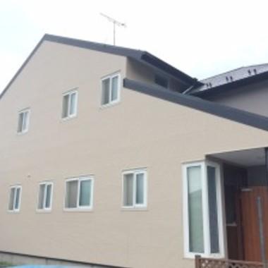 外壁メンテナンス 塗装工事後