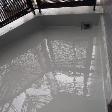 各陸屋根・バルコニ-防水工事