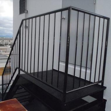 階段メンテナンス塗装