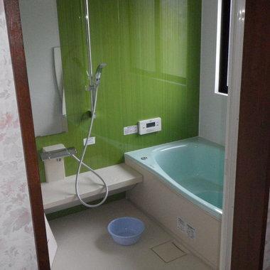 浴室改修後