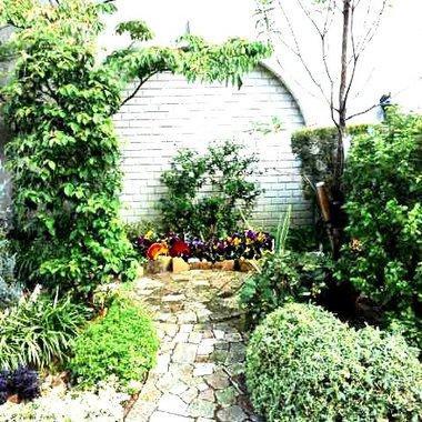 ガーデン施工3