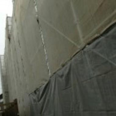 アパート 改修工事中3
