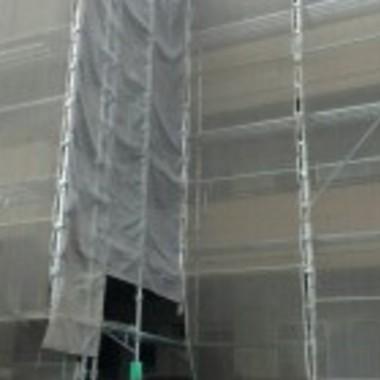 アパート 改修工事中4