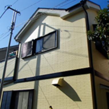 外壁屋根塗装 シーリング補修工事 後