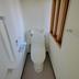 和風モダンな戸建 トイレ