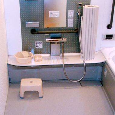 浴室リフォーム 洗い場