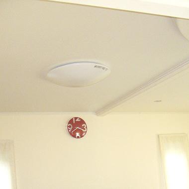 天井のリノベーション
