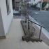 玄関廻り施工後 スロープ工事 別角度