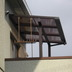 テラス屋根の設置 アップ画像