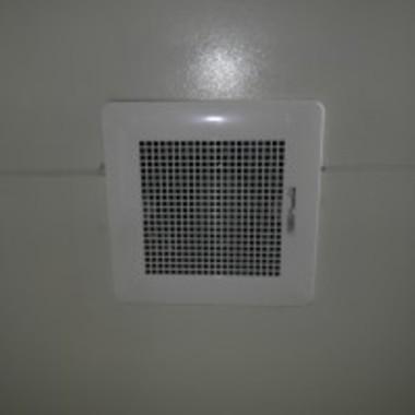 トイレ換気扇取替え工事