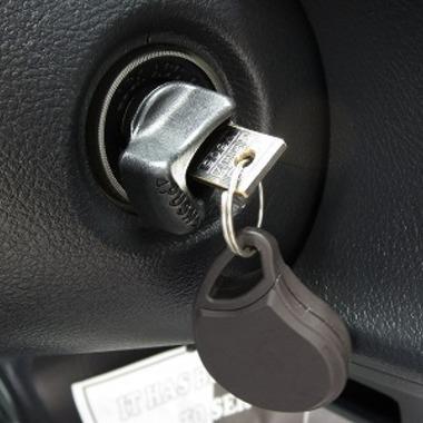 キーフリーシステム装着車 合鍵製作