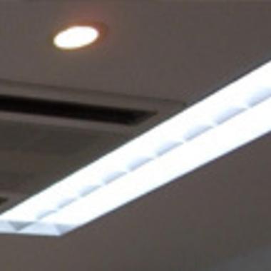 西可児 蛍光灯 クリーニングの施工後写真(0枚目)