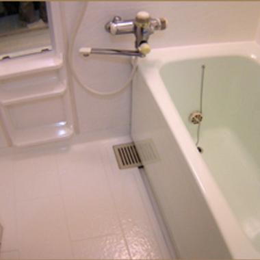 浴槽の汚れ・清掃後