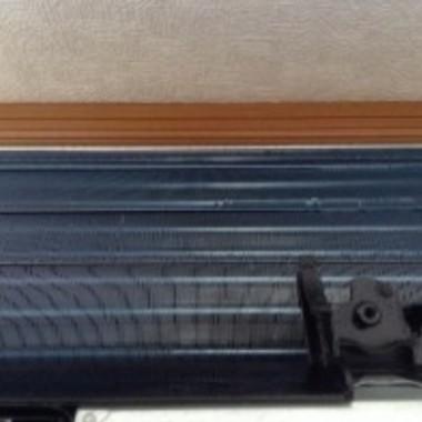 熱交換器 アルミフィン に付いたカビ 徹底洗浄