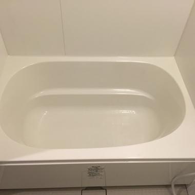 ユニットバス交換後 浴槽