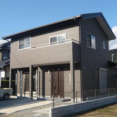 新築物件の設計・施工 外観