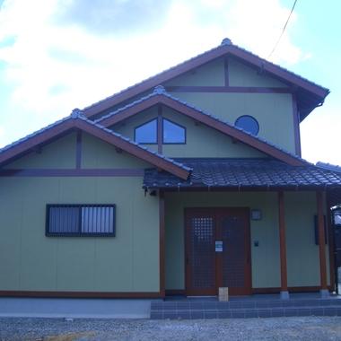新築物件の設計・施工 和風