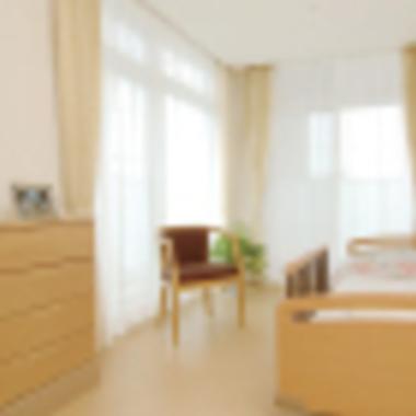 介護施設 クリーニング完了 室内
