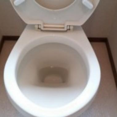 トイレ 便器清掃後