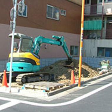 外構工事 舗装工事