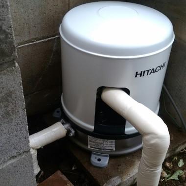 水漏れ・つまり | 浅井戸ポンプ交換工事後