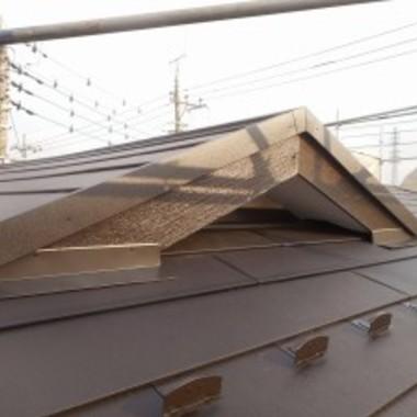 破風板補修 雨漏り補修完了