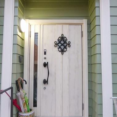 ドア取り替え完了