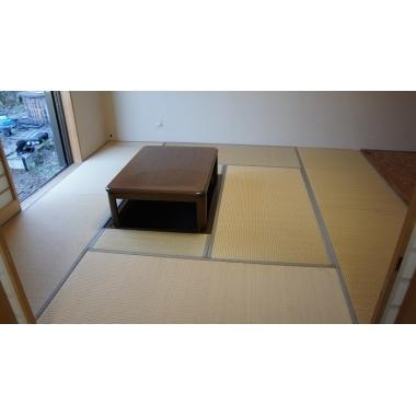 伊豆市✕畳張替え✕快適掘りごたつを造る工事の施工後写真(0枚目)