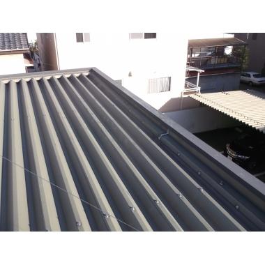 静岡市駿河区✕屋根工事✕雨漏りも安心できる工事の施工後写真(1枚目)