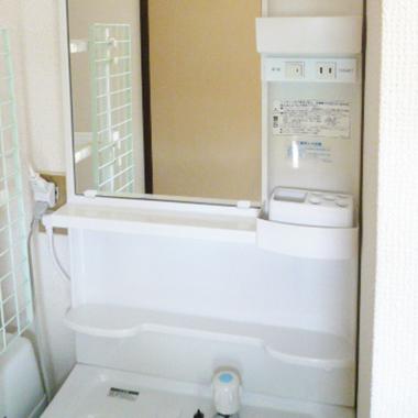 洗面台交換 LIXIL:洗面化粧台オフト