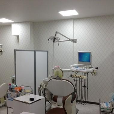 歯科医院全面リフォーム 診察室