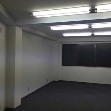 原状回復工事完了 事務所・店舗 事務所