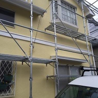 外壁・屋根塗装完了 外壁