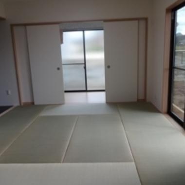和室とサンルームの増築