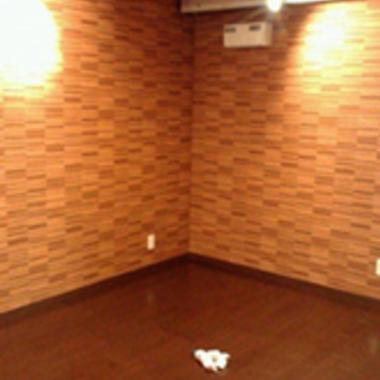 防音工事後の防音室
