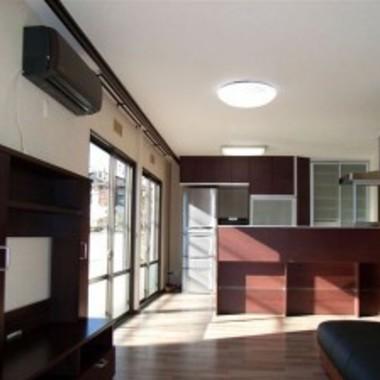 刈谷市 住宅リフォーム 間取り変更スケルトンリフォームの施工後写真(0枚目)