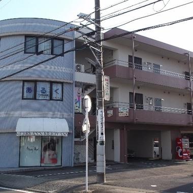 外構 エクステリア | 外壁塗装・屋上防水工事後 店舗外観