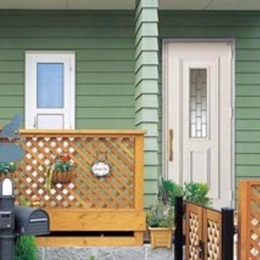 外壁 ペンキ・塗装後住宅外観住宅外観