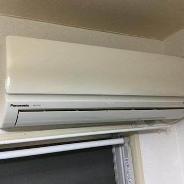 クリーニング後 エアコン