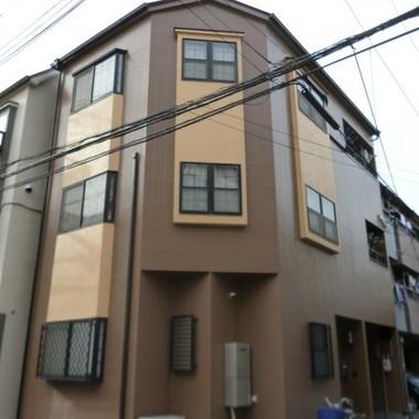 屋根・外壁・遮熱塗装 後