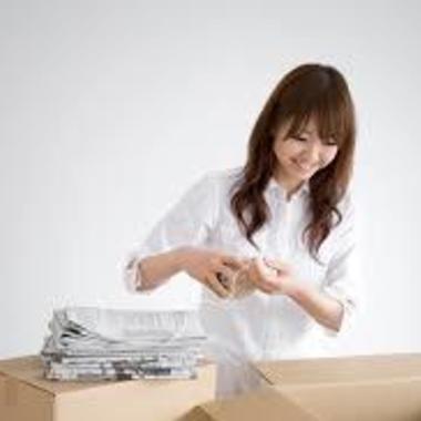 引越し 家具や荷物の移動作業