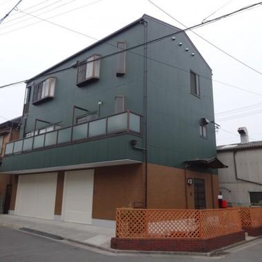 屋根・外壁・遮熱・防水塗装 後