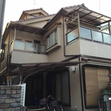 屋根・外壁塗装 後