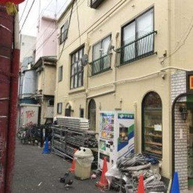 店舗兼自宅外壁塗装・防水工事 施工後